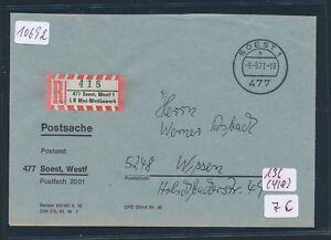 10692) Spécial R-mot Soest Lr Mini-concurrence, Postsache K2 9.5.71-b, Postsache K2 9.5.71fr-fr Afficher Le Titre D'origine