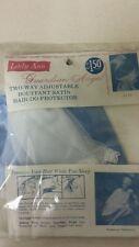 Vintage Bouffant Hair - do Protector! Adjustable Satin!  (Lady Ann) RARE Item!