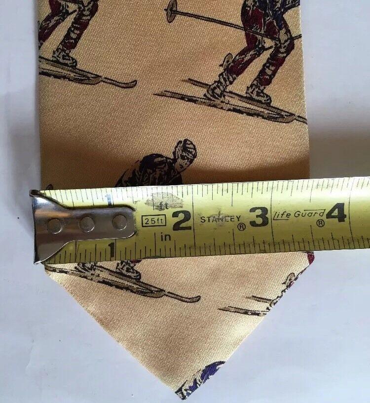 Robert Talbott Pebble Beach Men's Silk Necktie Wi… - image 9