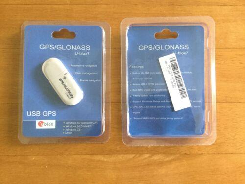 GPS//GLONASS U-blox7 USB GPS Locator Windows 10//8//Vista//XP//CE VK-172