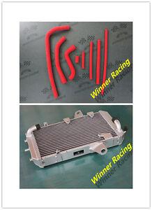 silicone radiator hose for ATV Cam-Am DS450 2008 RED