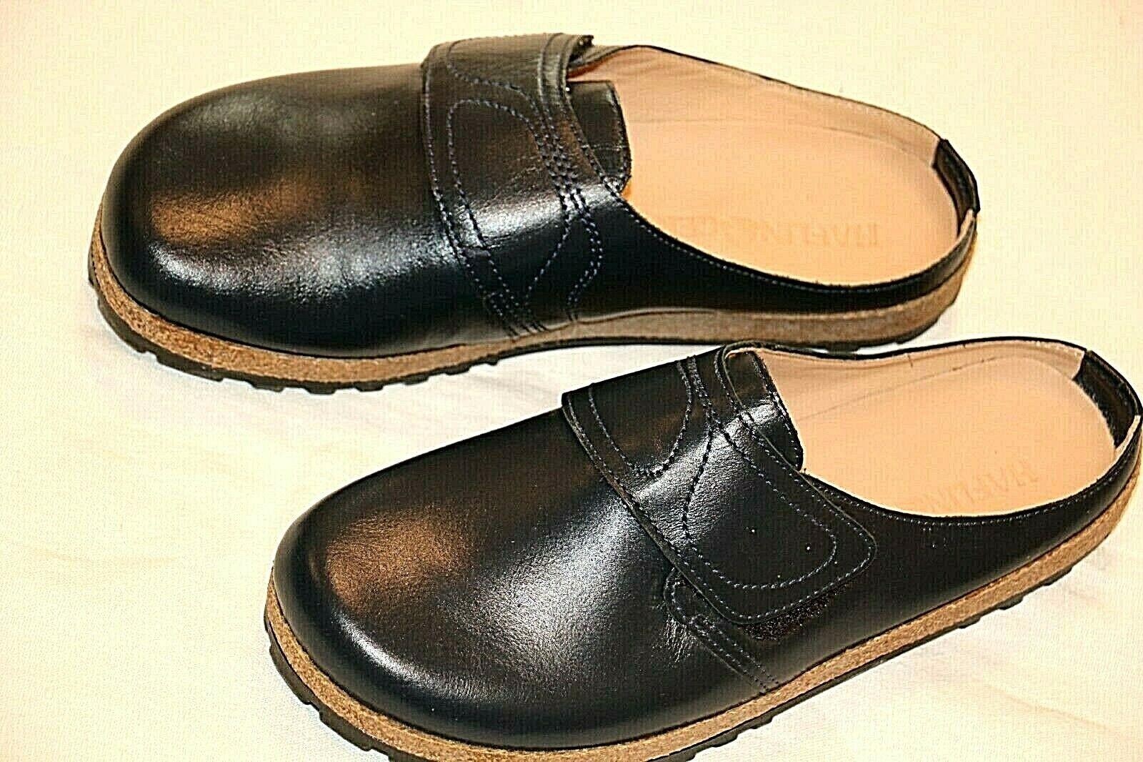 separation shoes 1821e 5519d Tolle HAFLINGER HAFLINGER HAFLINGER Bio Pantoletten Echtes ...