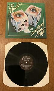 "Dr. Hook:""Sometimes You Win"" 1979 CAPITOL UK Vinyl STEREO  LP EST12018 EX/EX"