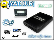 YATOUR REN8 AUX Interfaccia Renault Radio Tuner Update List Cabasse Auditorium