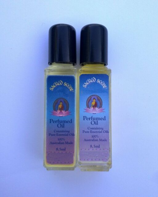 Sacred Scent  Perfume Oil  :)   Vanilla Dream