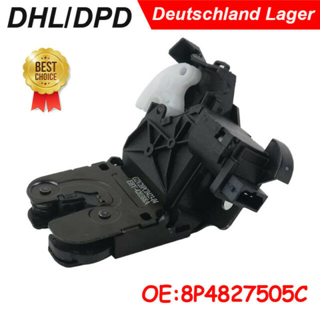 Klappenschloss Heckklappe 8P4827505D Für Audi A3 8P A4 A6 4F Avant Q7 TT 8J