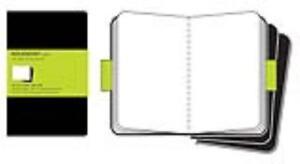 MOLESKINE RULED CAHIER JOURNAL - NEW PAPERBACK BOOK MOLESKINE COR