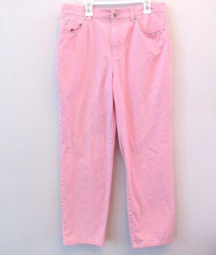 York Stretch Casual Petite New Jones Pocket Sz Front 5 Sport 8p Rosa Pants Flat aSpAwvx
