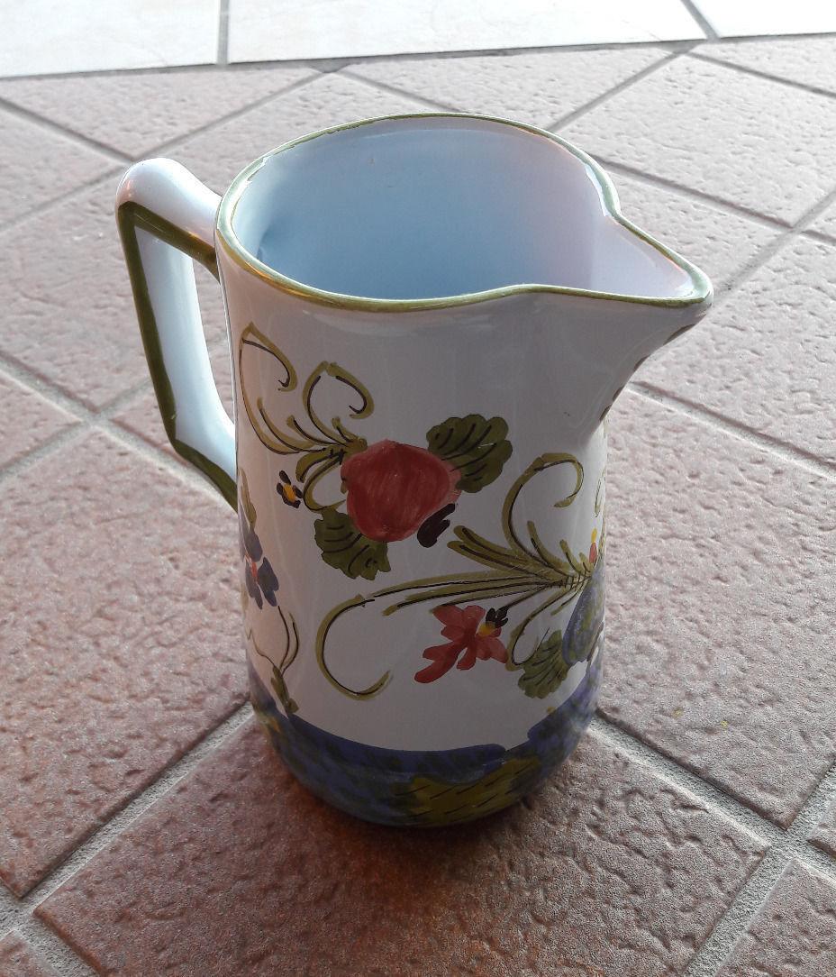Trofeo Caraffa in Ceramica di di di Faenza dipinta a mano c74c00