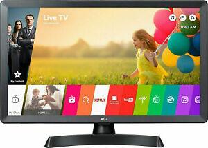 LG SMART TV 28TN515S LED FULL HD MONITOR WXGA DVB-T2 WI FI NETFLIX DAZN PC PS4