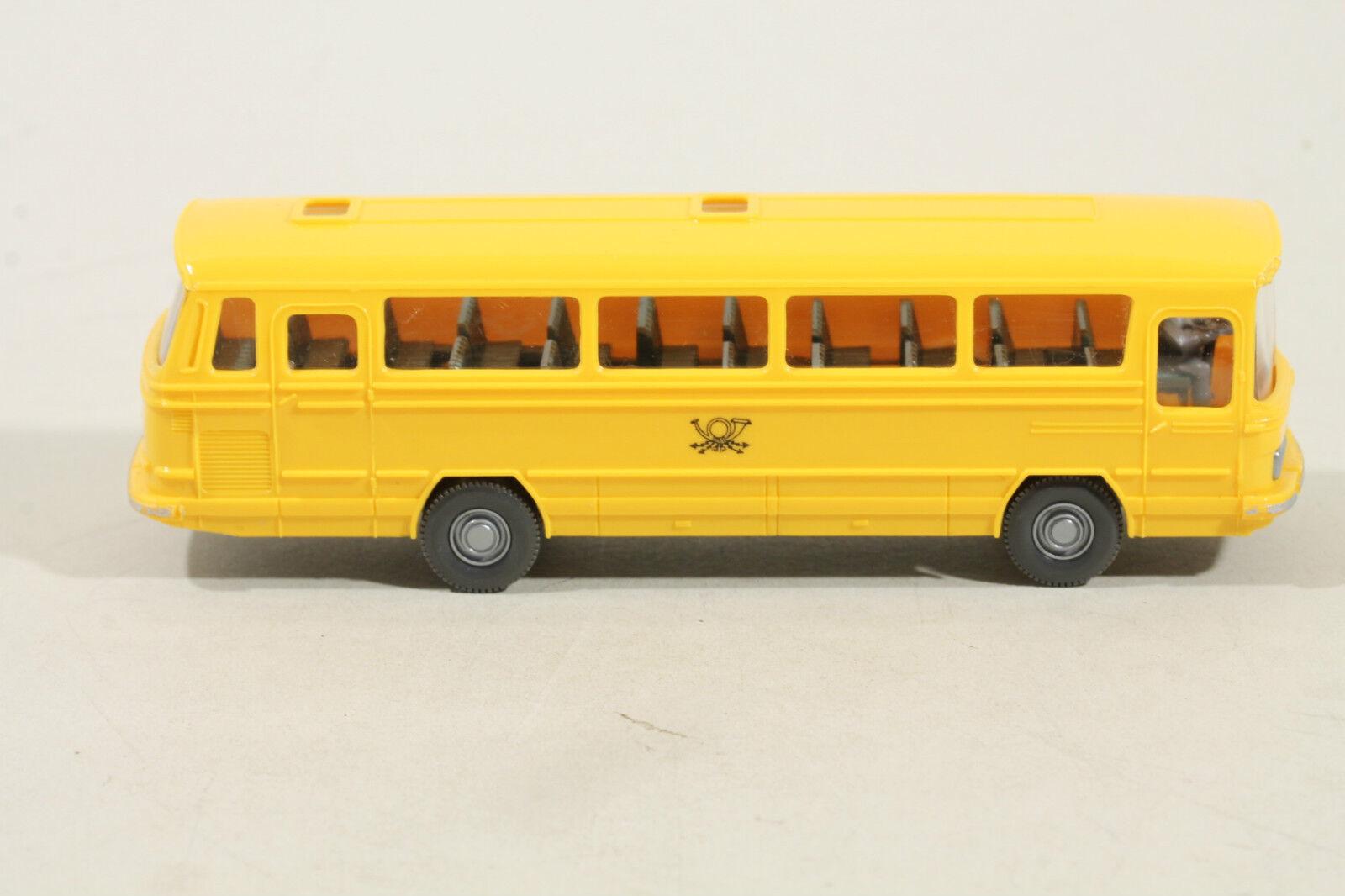 710 Typ 9-A  Wiking Postbus O 302 1967 - 1968   gelb