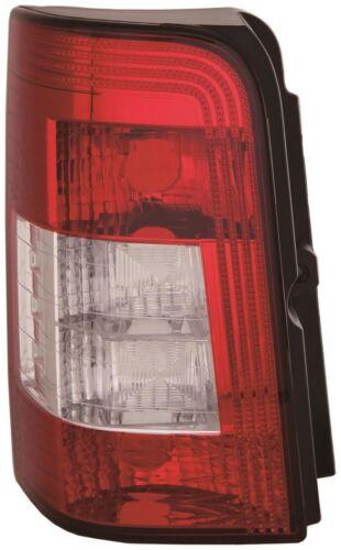Citroen Berlingo 2005-2008 Rear Tailgate Rear Tail Light Lamp N//S Passenger Left