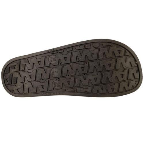Femmes Filles Plates Paillettes Sequin curseurs Sandales Flip Flop Noir Argent Or Neuf