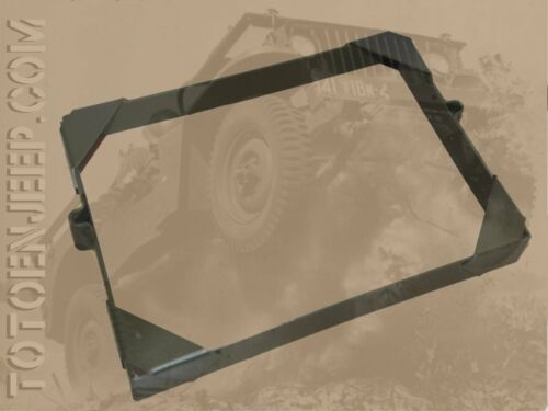 A1291 CADRE BATTERIE 6V JEEP WILLYS MB