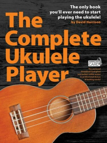 The Complete Ukulele Player Sheet Music Book Audio Online NEW 014043739