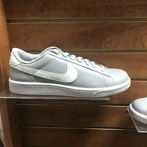 newest 0a3c6 98fb4 Image is loading Nike-Tennis-Classic-CS-Size-8-Wolf-Grey-