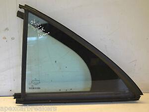 Mercedes E Class Quarter Glass Left Rear W212 Estate N//S Rear Quarter Glass 2011