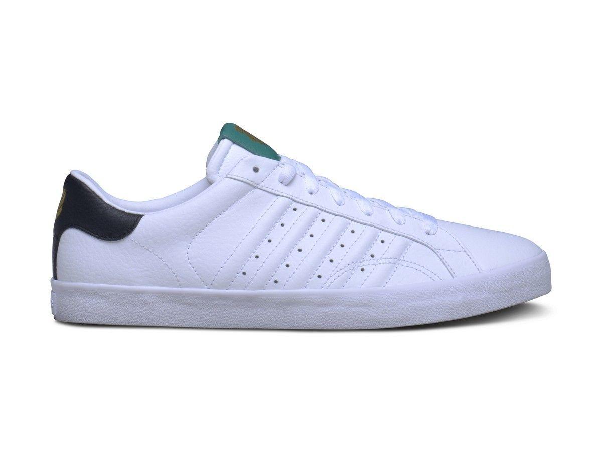 K-Swiss Belmont Sizes 7-11 White   BNIB 03323