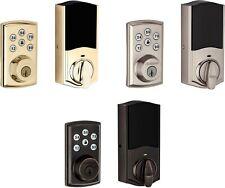 Kwikset SmartCode 888 Z-Wave Plus Electronic Touchpad Deadbolt Door Smart Lock