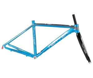 TW736 AL7005 Road Bike Frame BB68 700C 46 48 50 52  Aero Racing Bike Frameset
