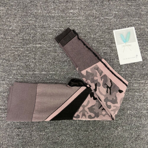 Details about  /Seamless Camo High Waist Yoga Suit Crop Top+Pants Leggings Sports Fitness Set @