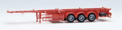 AWM SZ 40' Cont-SZ Containerauflieger rot