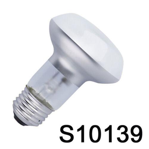 MULTIPACK SCREW CAP 48w= 60w R63 SPOT LIGHT BULBS E27 ES FITTING PIR FLOOD LAMP