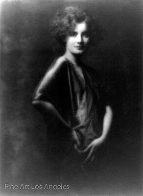 "Arnold Genthe photo, ""Greta Garbo"" #2, 1925"