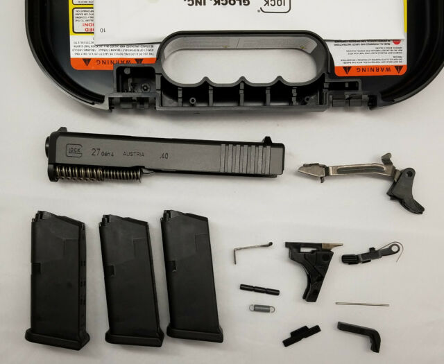 19 OEM Upper and Lower Parts Kits 9 millimeter Plus Tools For GLOCK Gen 3 G17
