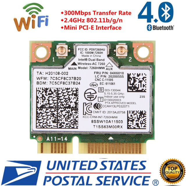 Lenovo 04X6009 Internal Network Card