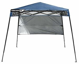 Backpack Canopy Blue 6x6 Tent Gazebo Shelter Portable Cover Top Shade Pop Up New 787766775068 Ebay