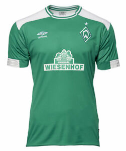 b3796ac14 Image is loading Umbro-Football-Soccer-SV-Werder-Bremen-Kids-Children-