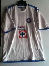 Liga MX Cruz Azul Fútbol Club #6 Pedro Duana White Soccer Jersey Adult Sz Medium