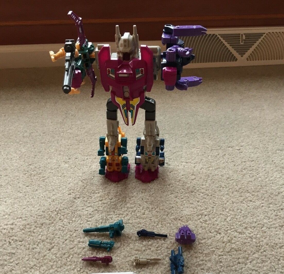Transformers Abominus 100% Complete 1985 G1 Vintage Hasbro Action Figures