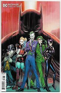 Batman-89-3rd-Printing-Variant-1st-Cameo-App-Punchline-DC-2020-NM
