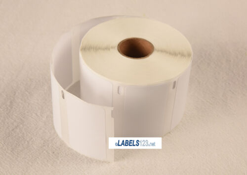 Dymo® LabelWriters Compatible 4 Rolls Multipurpose Labels 30334 Twin 450 Turbo