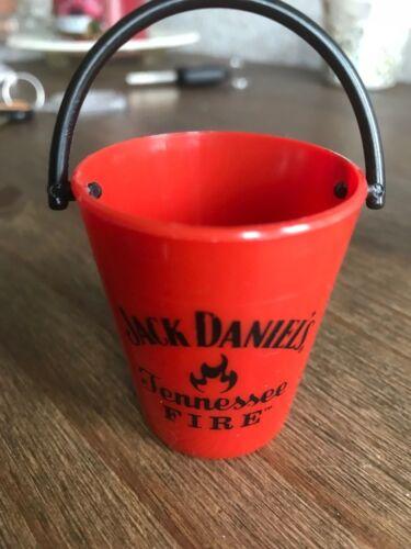 3 DIFFERENT JACK DANIELS TENNESSEE FIRE SHOT GLASSES