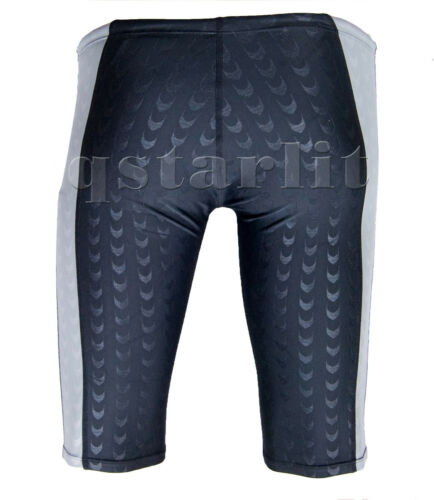 BNWT Boys Racing Competition Racer Trunk  Swimwear Jammer Splice 26 S Boy/'s 8//10