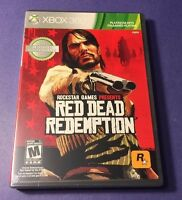 Red Dead Redemption (xbox 360 + Xbox One)