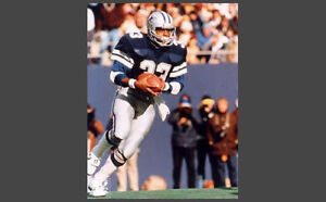 f6c590b0812fa Rare TONY DORSETT c.1982 Dallas Cowboys Premium 20x24 Photofile ...
