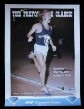Hot-Off-The-Press 2017 Steve PREFONTAINE CLASSIC POSTER Pre Classic