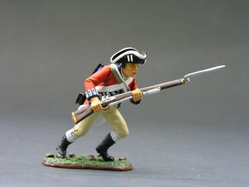 Revolution British running rifleman,retired BR049 Am King /& Country