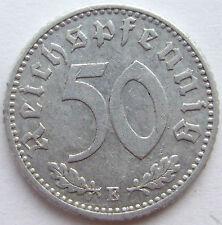 TOP! 50 REICHSPFENNIG 1941 E in SEHR SCHÖN+++ !!!