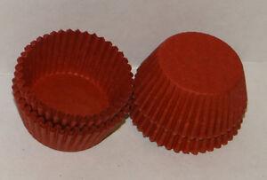 #5 Red Papier Bonbon Tasses Pack De 1000 Confectionner Fournitures Cp-6 Neuf Couleurs Fantaisie