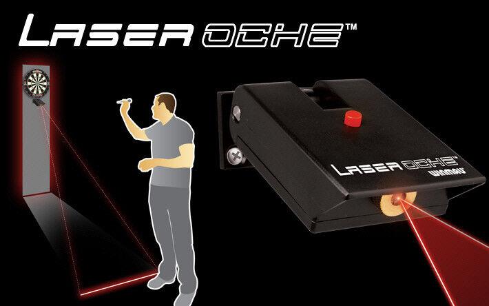 WINMAU Laser Oche Dart Abwurflinie, Abstandslinie, Abstandslinie, Abstandslinie, Wurflinie Oche Line NEU 8510 6c18d2