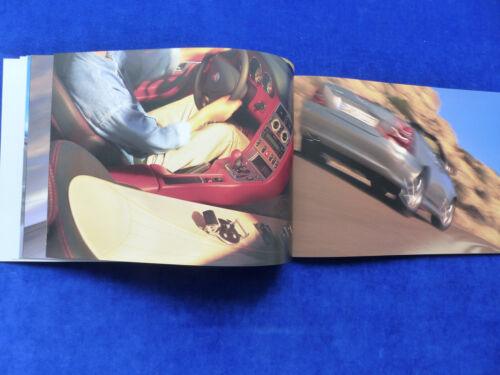Mercedes-Benz SLK Roadster R170 Prospekt Brochure 04.2000