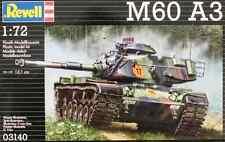 Revell 1/72 M60 A3 Plastic Model Kit 03140