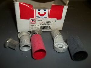 Details about NEW AC Delco 8011 GM NOS 12322621 Terminal Kit *FREE SHIPPING*