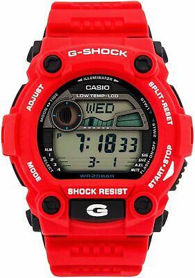 Casio G Shock G 7900A 4D Rouge G Rescue Numérique Montre  hTyfe