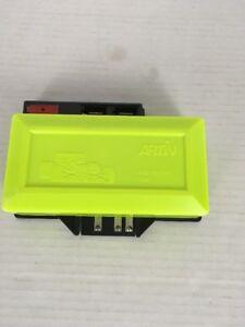 Artin Speedtrax Slot Car Set, Battery compartment / Power